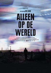 Poster Teledoc Campus - Alleen op de wereld